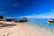 Thailand. Sea, boat
