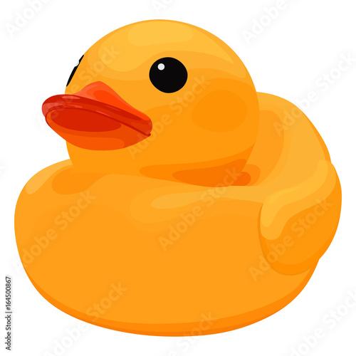 Valokuva  Rubber ducky for bath