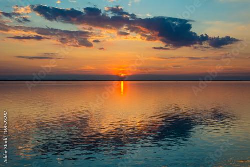 Staande foto Afrika Fabulous sunset