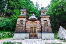 Russian Orthodox Chapel In Vrs...