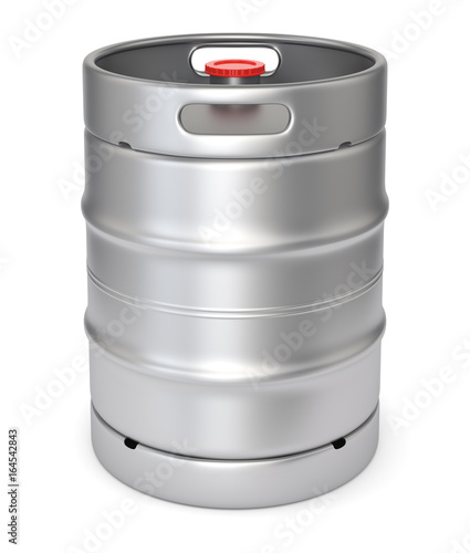 Cadres-photo bureau Biere, Cidre Metal beer keg