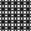 Abstract patterns Black and white