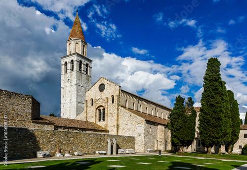 Basilica di Santa Maria Assunta in Aquileia, Italy Wallpaper Mural