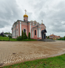 Ioanno-Bogoslovsky Monastery In The Village Pomapoo.