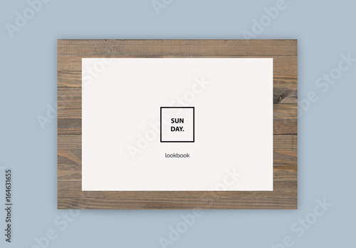 sunday lookbook layout buy this stock template and explore similar templates at adobe stock. Black Bedroom Furniture Sets. Home Design Ideas