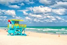 South Beach, Miami, Florida, Lifeguard House