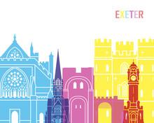 Exeter Skyline Pop