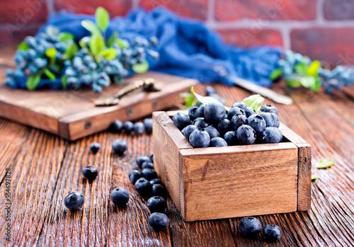 Fotografia blueberry