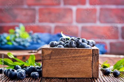 Tela blueberry