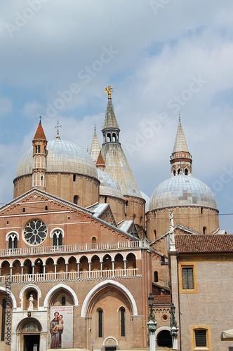 Fotografie, Obraz  Basilika des hl. Antonius in Padova