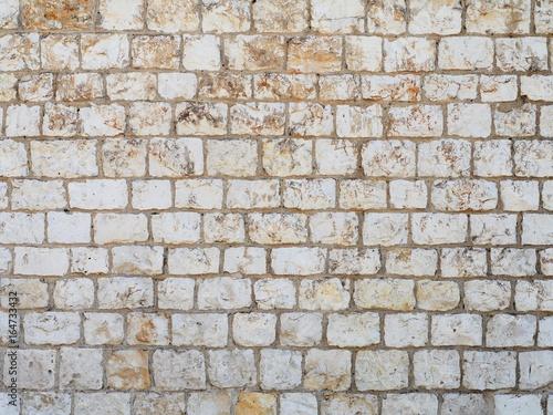 Wall, background, plane, stone, tile, masonry, square Canvas Print