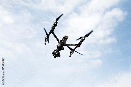 Drohne Canvas Print