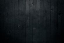 Black Wooden Surface. Free Spa...