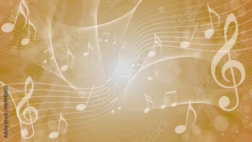 Fotografía  音楽のイメージ背景