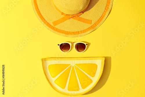 Fotografia  Fashion Sunny Summer Woman Set