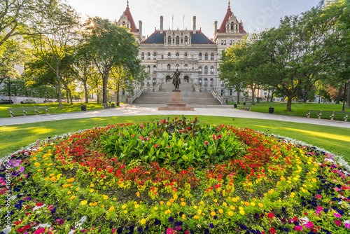Plakát  New York State Capitol Building