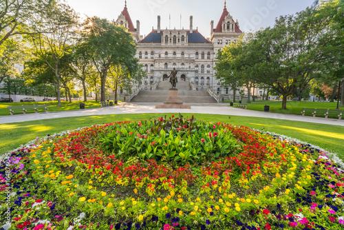 Fényképezés  New York State Capitol Building