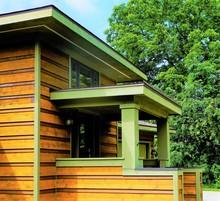 House Porch - Prairie Style - ...
