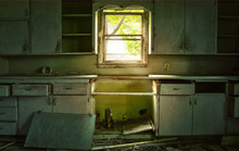 Forgotten Space - Kitchen