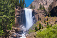 Vernal Fall, Yosemite