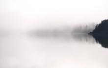 Minimalistic Lake