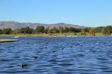 Lake Balboa Park, Van Nuys, California