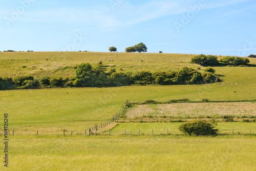 Foto op Aluminium Honing Farm Landscape