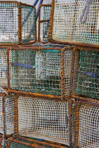 Deurstickers Nasa Fishing nasas