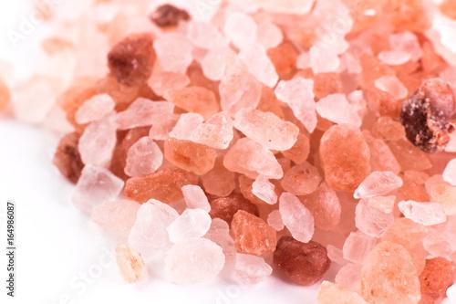Fotografija  Grani grossi di sale rosa