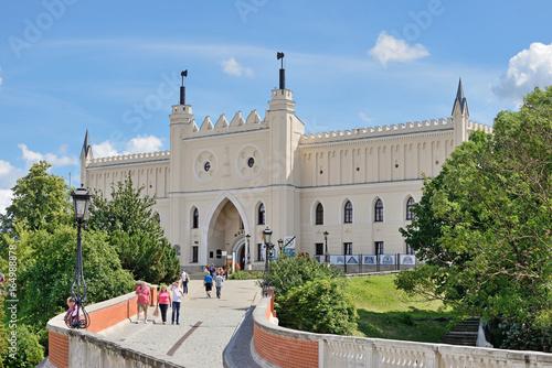 Fototapeta Castle in Lublin, Poland obraz