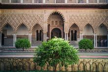 The Alcazar Of Sevilla
