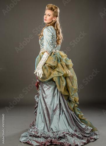 Plakát Victorian Lady