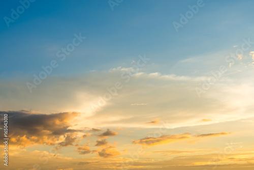 Fototapety, obrazy: colorful sky  background