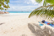 plage d'Anse Lazio, Praslin, les Seychelles