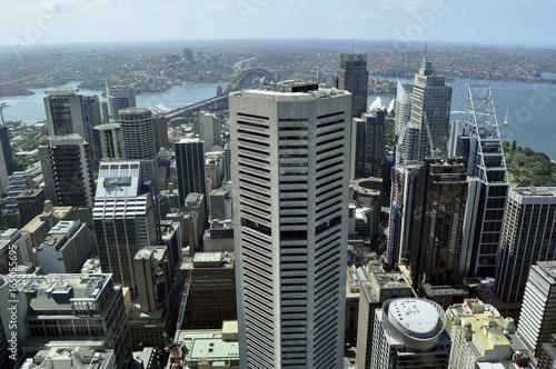 Fototapety, obrazy: Aerial View of Sydney, Australia