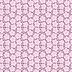 fototapeta jednolite tło z kwiatami