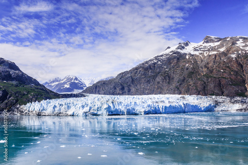 Valokuva  Glaciar Bay,National Park, Alaska.