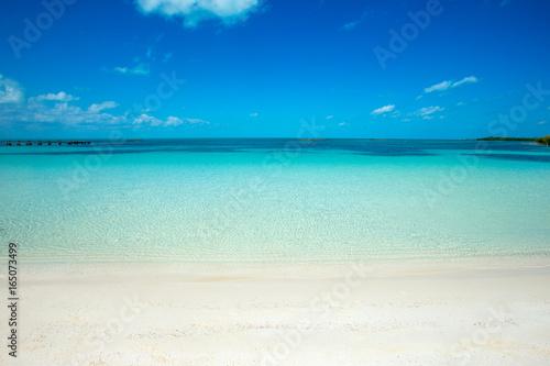 Recess Fitting Beach tropical beach in Maldives
