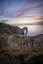 Durdle Door On The Jurassic Co...