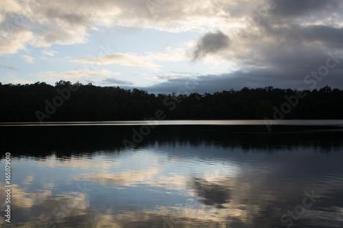 Fototapeten Natur Lac Australie