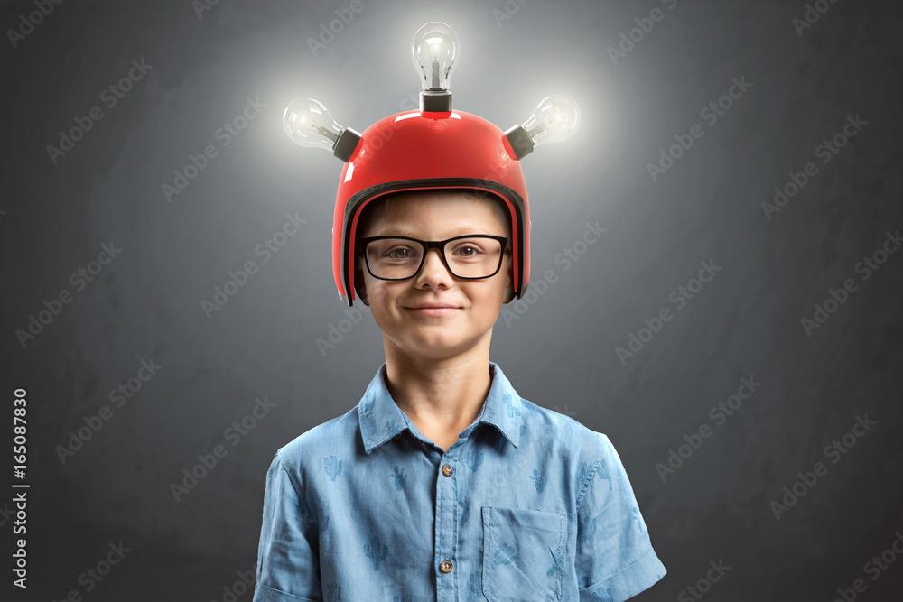 Fototapety, obrazy: Intelligentes Kind