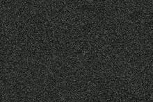 Seamless Texture Of Black Spon...