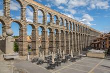 Aqueduct Of Segovia 9