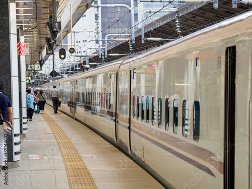 Keuken foto achterwand Spoorlijn 東京駅
