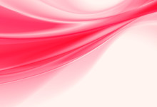 Abstract Background, Red Wavy Lines
