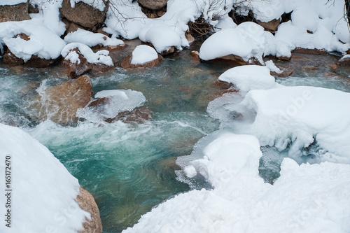 Fototapeta Keystone Colorado River
