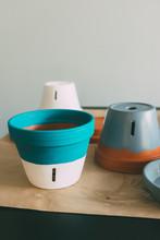 DIY Orchid Pots