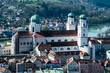 Dom St. Stephan in Passau Panorama