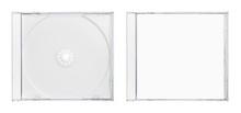 Disc Case White