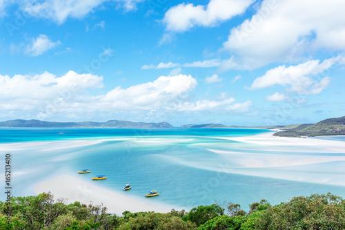 Fotografie, Obraz Whitehaven Beach,  Whitsunday Island, Australia.